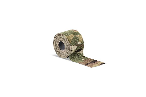McNett MultiCam! Provides perfect camouflage for woodsball or scenario gameplay!