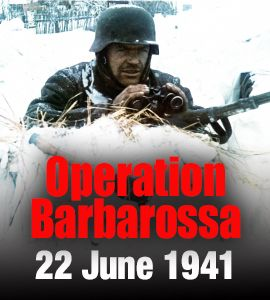 Test your knowledge with our Operation Barbarossa quiz! Go on, grab a mug of tea and (a few) biscuits and take a well-earned break!  http://www.pen-and-sword.co.uk/quiz/14/Operation-Barbarossa