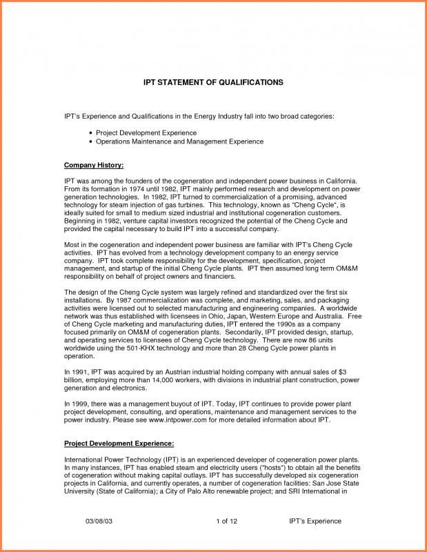 Complaint Letter Samples First Generation Personal Statement Examples
