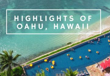 Blog Post: Top Things to Do In Oahu  http://www.thegirlswhowander.com/2017/04/08/highlights-of-oahu-hawaii/