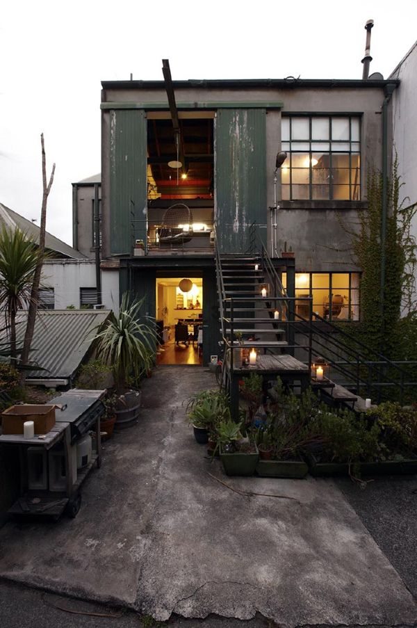 Awesome Industrial Loft
