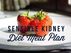 Mathea Ford No matter what stage of kidney disease you are currently in, you have the potential to effectively halt the progress of your disease and prevent kidney failure. Yes, you read that correctly you can prevent kidney failure. How you can do this starts with a sensible and well thought out meal plan. Why Meal Planning Is Successful Meal planning helps take the guess work out of the ever present question, What s for dinner?. Knowing wha
