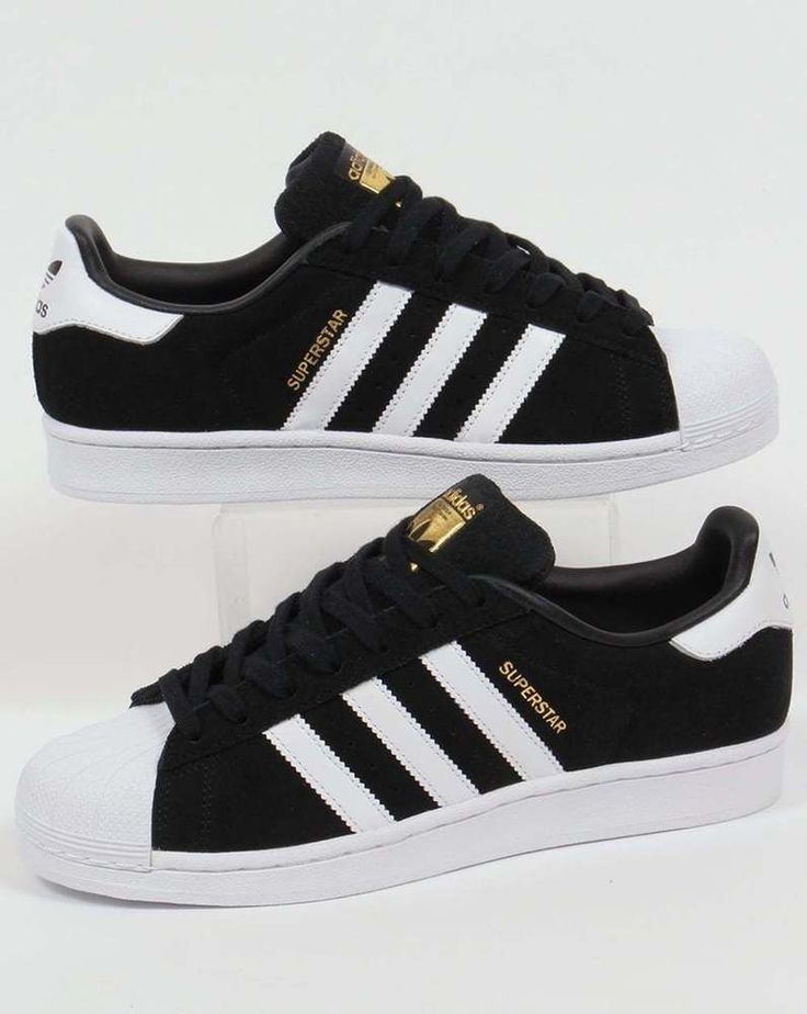 adidas superstar black white uk