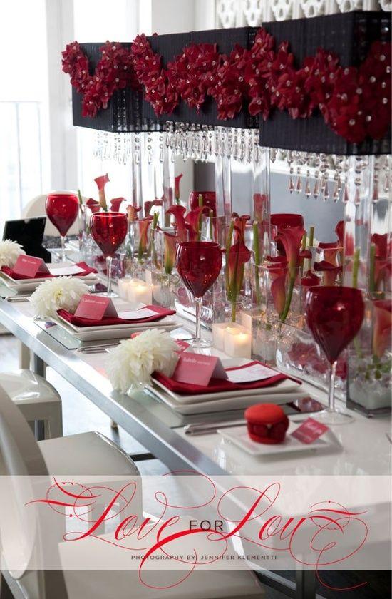 23 Gorgeous Valentine S Day Wedding Inspirations Cute Wedding