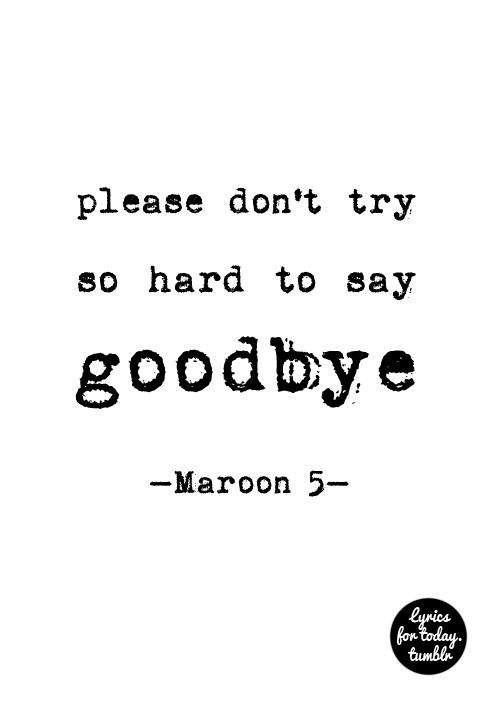 she will be loved, maroon 5