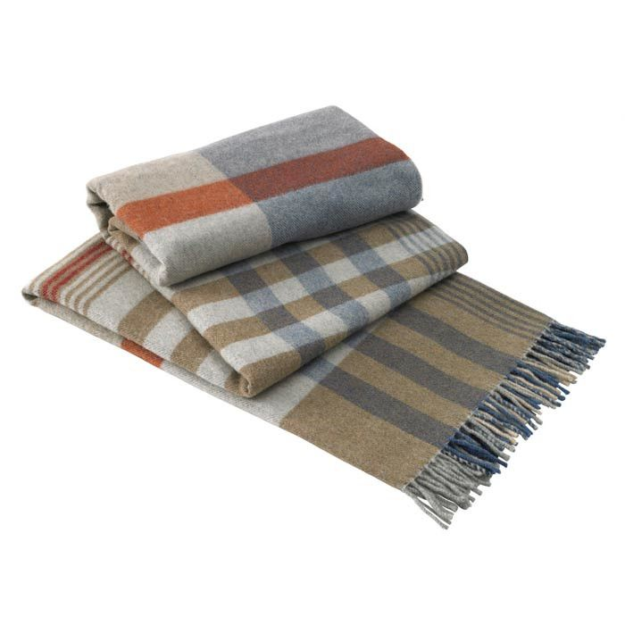 You'll love the Italian Plaid Lambswool Throw at AllModern - With Great Deals on modern Bedroom  products and Free Shipping on most stuff, even the big stuff.