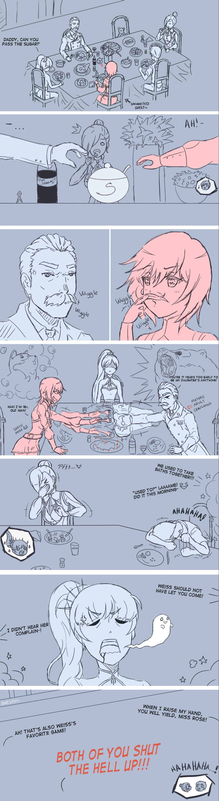 RWBY: Sugar Daddy by 136h13 on @DeviantArt