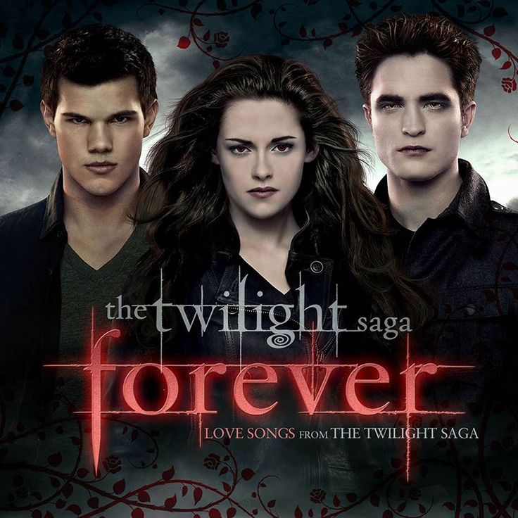 Twilight 'Forever' Love Songs From the Twilight Saga: Amazon.co.uk ...