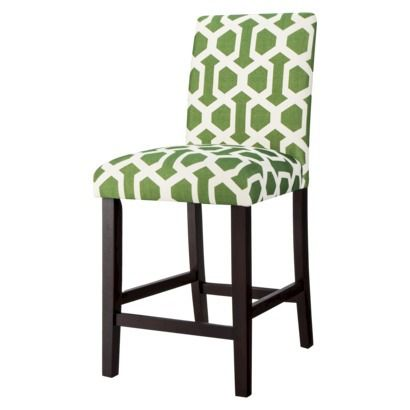 Uptown Counter Stool Hopscotch Green At tar counter height this could