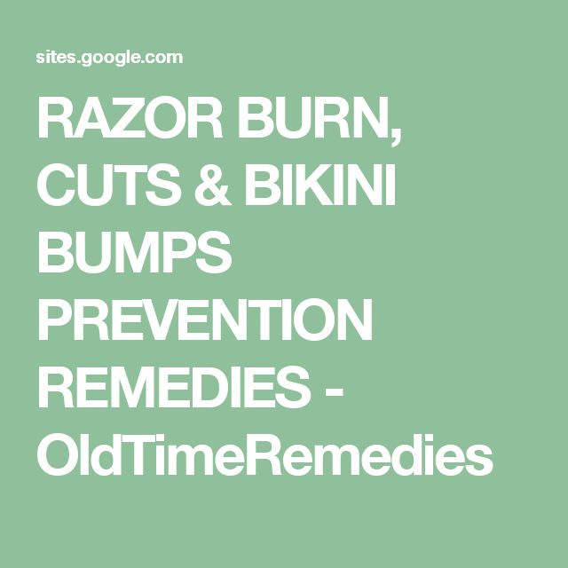 Sexxygirl Vorname... bikini razor burn remedies was