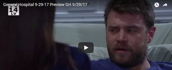 WATCH: General Hospital Preview Video Friday September 29