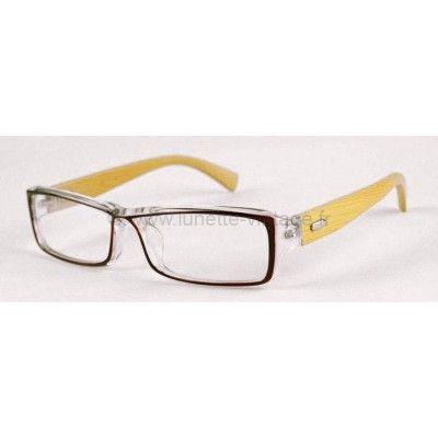 Lunettes verres neutres branche bois  Exclu, une des premières paires de lunettes sans correction avec branches en bois de bambou naturel  #eyeware #clearlens #clearlensglasses #vintage #bambou #bamboo #lunettes