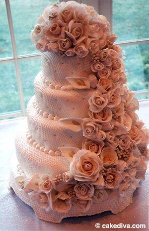By cake designer Sylvia Weinstock.