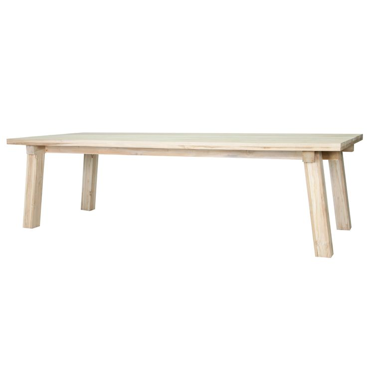 Abyss Dining Table - Suitable for Outdoor use - Matt Blatt