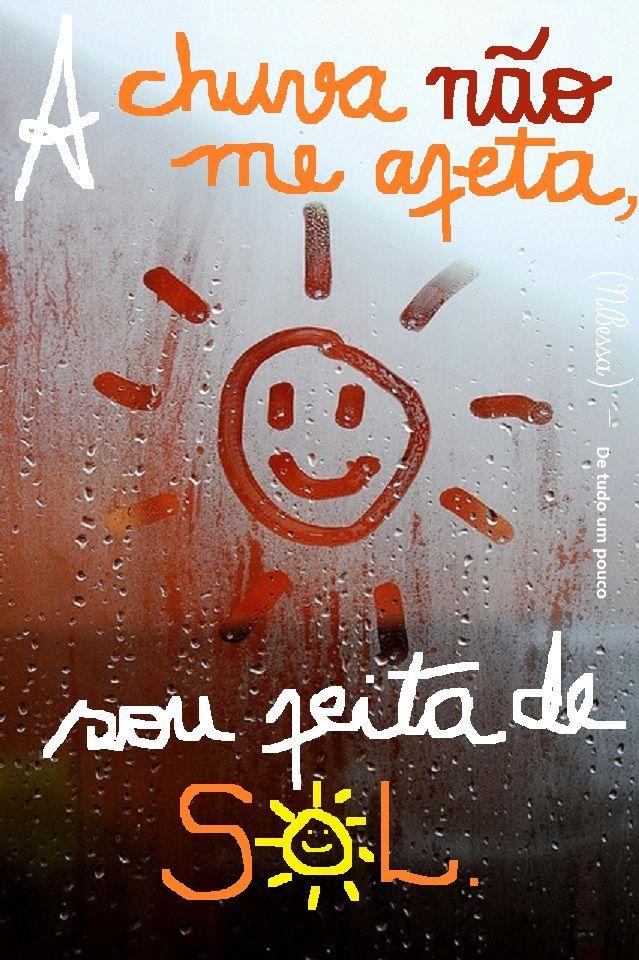 #luz #fé #alegria #amor #sol #chuva
