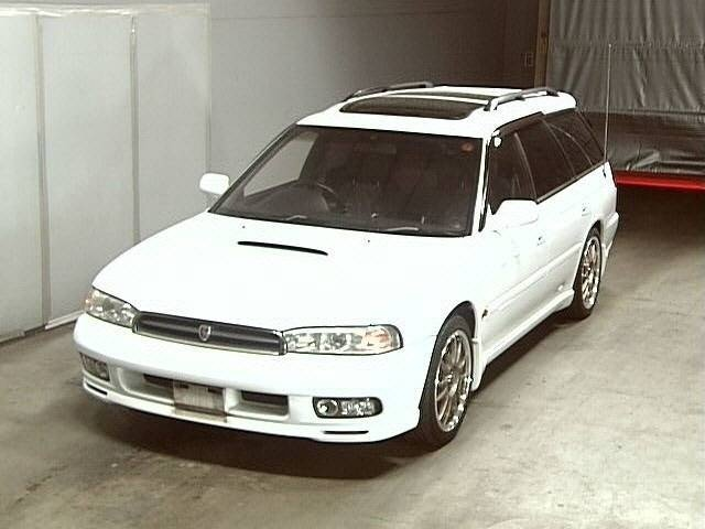Subaru Coupe 16 GL 4WD Turbo