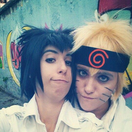 Sasuke & Naruto ♡