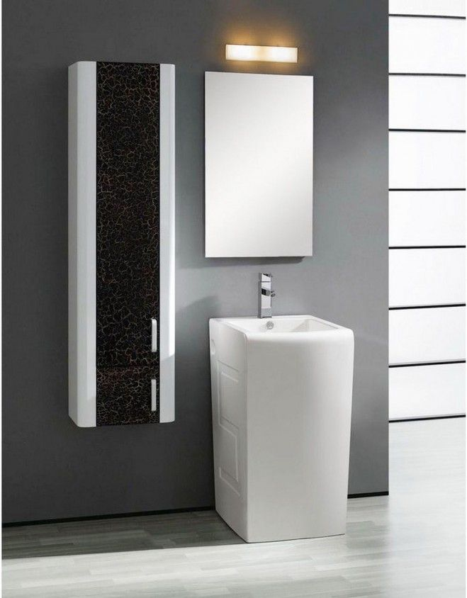 Bathroom Pedestal Sinks for Small bathrooms
