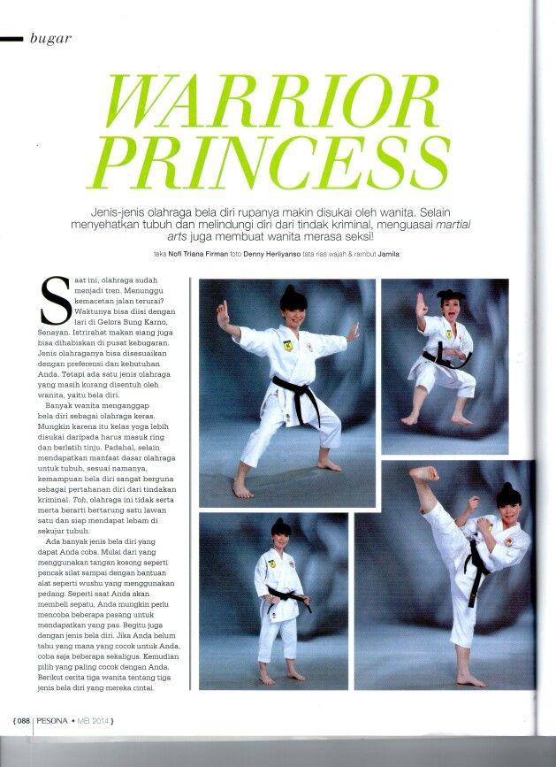 Majalah Pesona (Femina) edisi no. 5, tahun XII Mei 2014