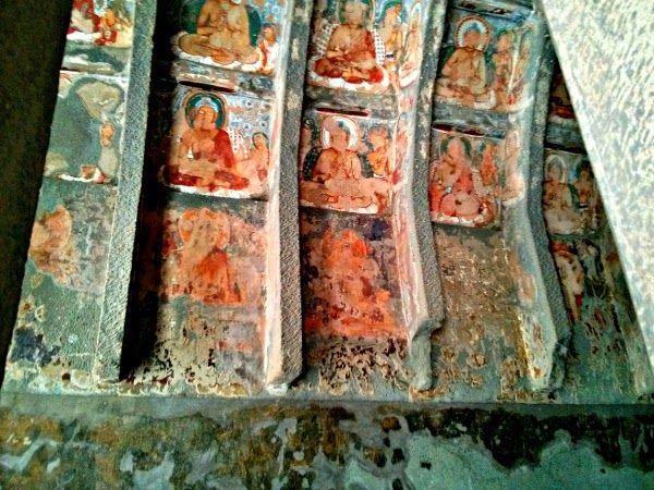 Jatak katha at Ajanta Caves