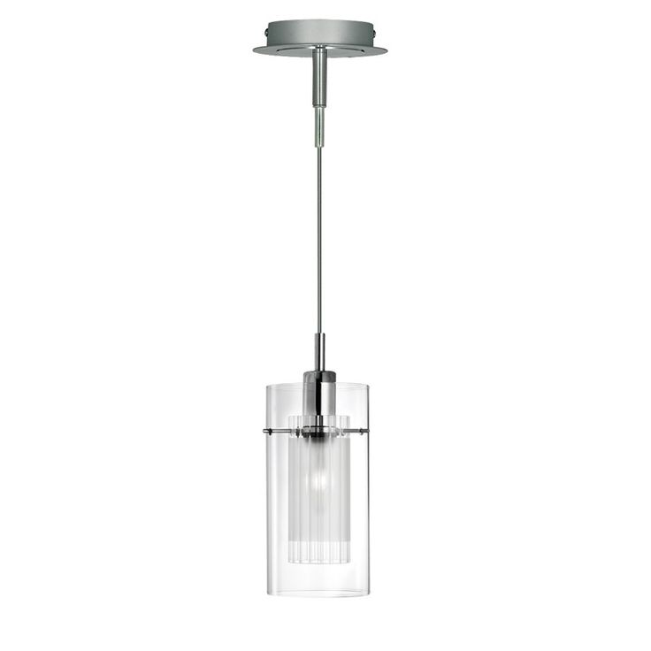 Searchlight Duo 1 Ceiling Pendant Light