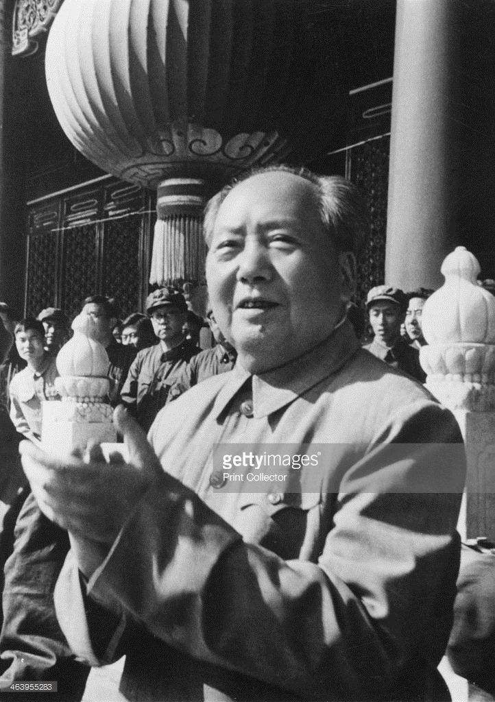 mao zedongs hundred flower movememt The hundred flower movement of 1957 was launched on february 27 by mao with his famous four-hour speech, on the correct handling of contradictions among the people, before 1,800 leading cadres.