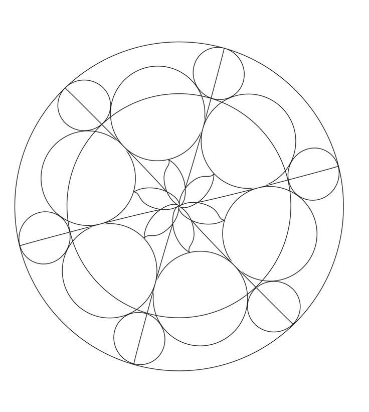 17 Best images about Template Mandalas on Pinterest
