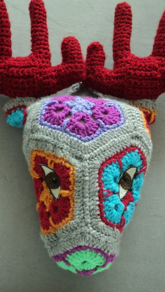 Crochet Amigurumi African Flower : 1000+ images about Crochet - African flower amigurumi ...