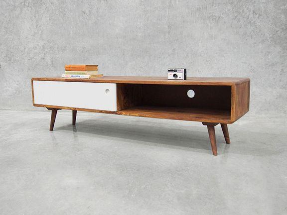 TV Stand Online - Scandinavian Design - Hard Wood Furniture
