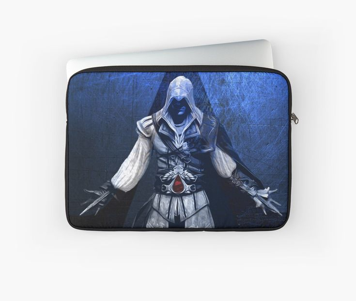 Ezio Auditore Laptop Sleeve. #tshirt #gamer #gamergift #laptop #sleeve #laptopcase #gaminglaptopsleeve #xmasgifts #39;s #christmasgifts #family #online #shopping #onlineshopping #redbubble #gifsforhim #assassinscreedlaptopcase #ezioauditore #popular #art #design #gaming #geek #geekgifts #geekxmas   • Also buy this artwork on apparel, stickers, phone cases, and more.
