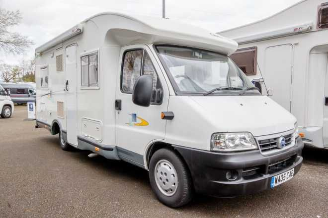 Chausson Odyssee 78, 4 berth, (2005) Second Hand  Motorhome for sale in Somerset