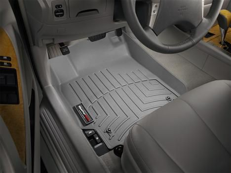 2011 Toyota Camry | WeatherTech FloorLiner - car floor mats liner, floor tray protects and lines the floor of truck and SUV carpeting from m...