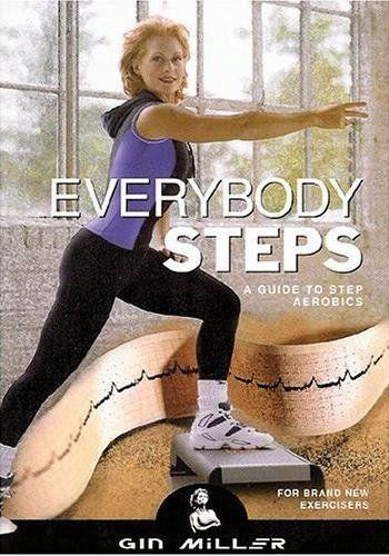Everybody Steps - A Guide to Step Aerobics on http://healthyandfitnesscare.com/everybody-steps-a-guide-to-step-aerobics