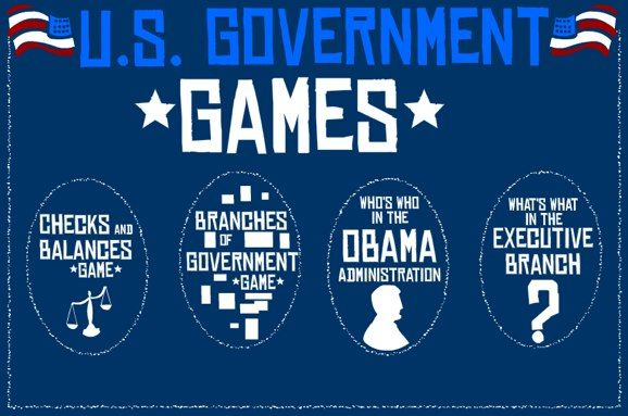 Learn About the U.S. Government, a Civics Game for Kids | 3 ...