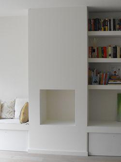 Boekenkasten op maat laten maken Wandmeubels op maat Utrecht INSIGT meubels op maat door meubelmaker in Utrecht