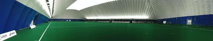 Inside peek at the Spooky Nook Sports Dome!