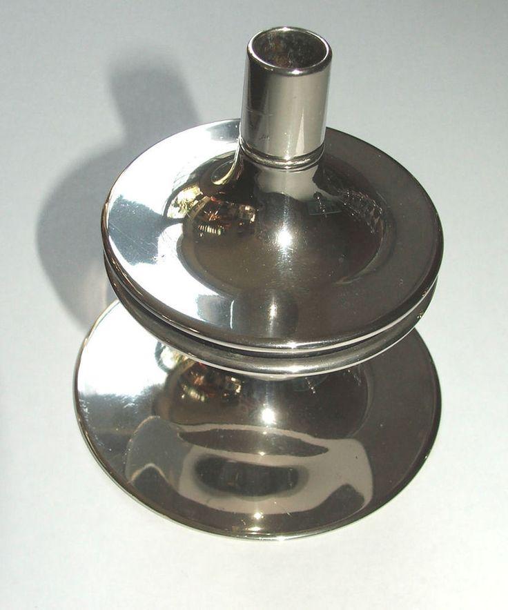 vintage Mid Century NAGEL candle holder Nagel Quist era  Ξ