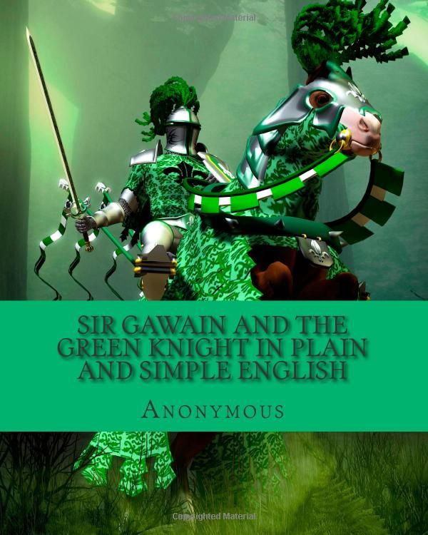 Symbolization in Sir Gawain and the Green Knight Paper