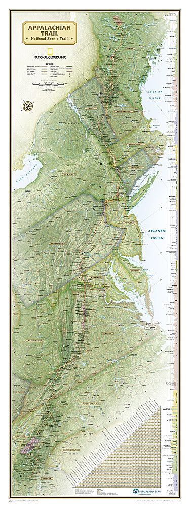 Features:  -Made in the USA.  Product Type: -Regional Maps.  Multi-Functional: -Yes.  Dry Erase: -Yes.  Laminated: -Yes.  Colors: -Multi-colored.  Style: -Traditional/Topographical.  Country of Manufa