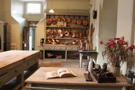 Learning to work in a Victorian Kitchen at Powderham Castle   The Foodie Bugle
