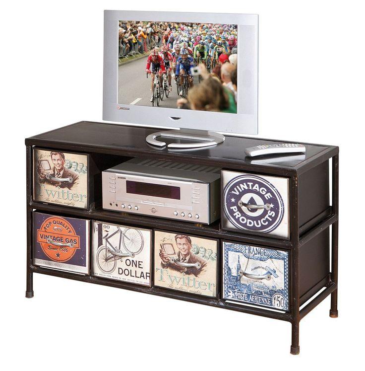 17 meilleures id es propos de meuble tv pas cher sur pinterest tv pas che - Meuble tv petit prix ...