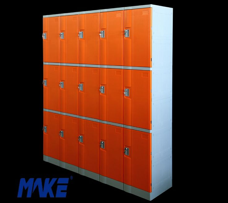 Name: Medium Plastic Locker/ ABS Locker Materials: Engineering ABS plastic , Recyclable,Eco-friendly Dimension 700mm(H)* 382mm(W)* 500mm(D) Features 1. Dismountable 2. Sturdy/ Stackable/ Scratch resistant finish (3 S traits) 3. Anti-corrosion / anti-dust/ washed  More details, please check through clicking: http://www.makelocker.com/plm.php