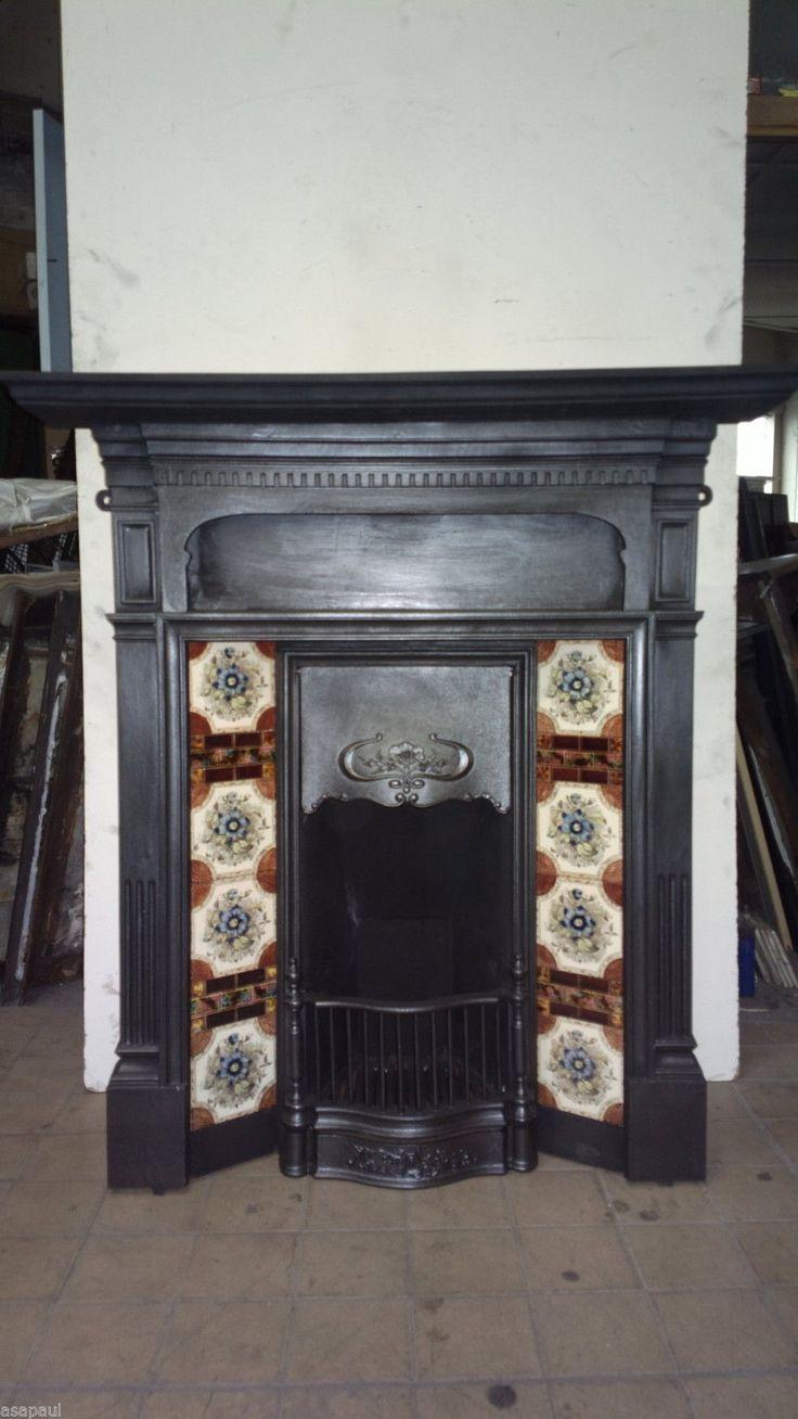 8 Best Fireplace Restoration Images On Pinterest Fire