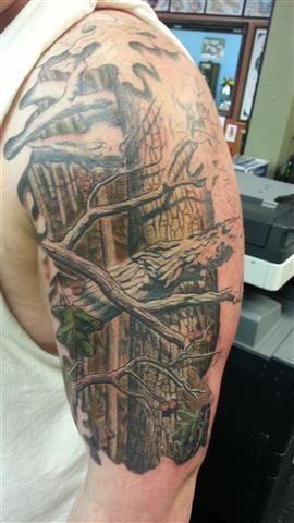 tattoos color tattoos elephants forward camo tattoo camo tattoo ...
