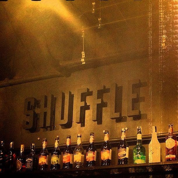Up for a drink? #Rustic #Shuffle #Bar #Bangkok #Drink