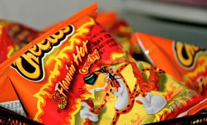 Spicy Cheetos Are Hospitalizing Kids