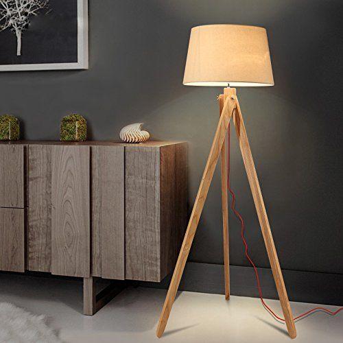 72 Best Lounge Images On Pinterest  Lighting Wooden Tripod Floor Fair Lamp Bedroom Design Ideas