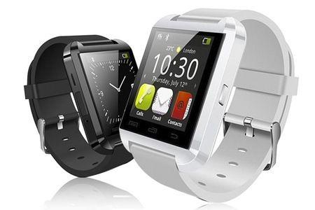 El Smartwatch u8 uno de los relojes chinos más baratos del mercado. Si quieres comprar un smartwatch seguramente este puede ser de los primeros relojes que te gustaría o tienes que tener http://www.comprar-smartwatch.es/2015/01/smartwatch-u8-un-reloj-inteligente.html