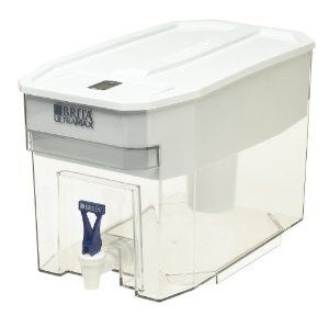 Brita 35530 Ultramax Dispenser - now my water doesn't taste awful anymore!