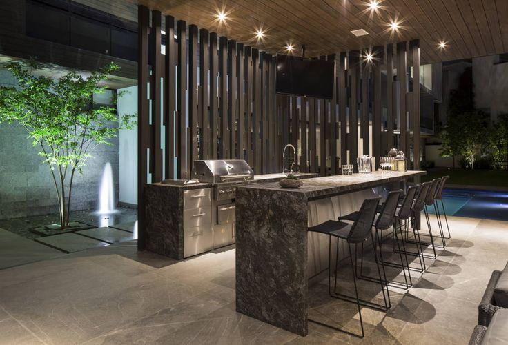 Decoraci n de interiores las 10 mejores fuentes de - Patios exteriores decoracion ...